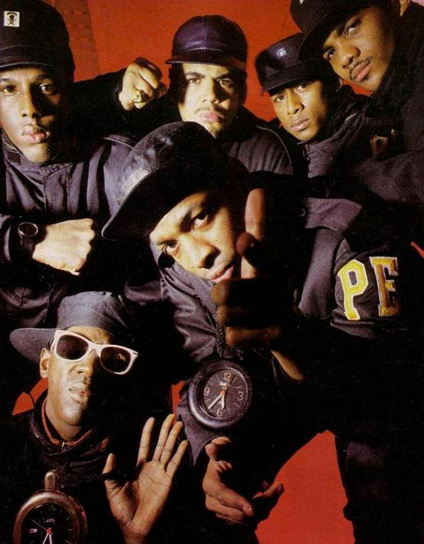 Public Enemy - Videos and Albums - VinylWorld