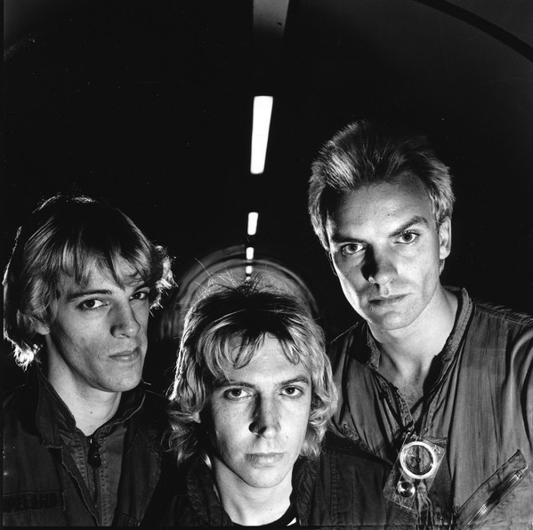 The Police - Videos and Albums - VinylWorld