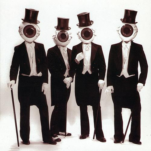 The Residents - Videos and Albums - VinylWorld