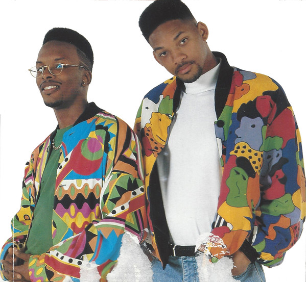 DJ Jazzy Jeff & The Fresh Prince - Videos and Albums - VinylWorld