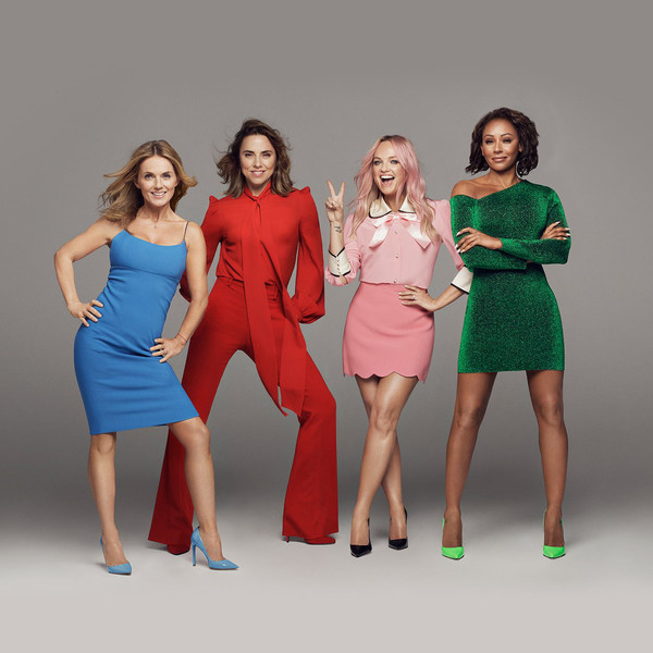 Spice Girls - Videos and Albums - VinylWorld