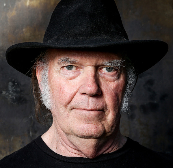 Neil Young - Videos and Albums - VinylWorld