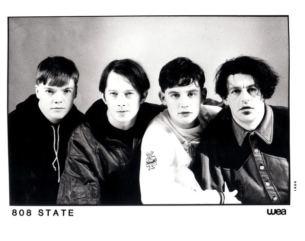 808 State - Videos and Albums - VinylWorld