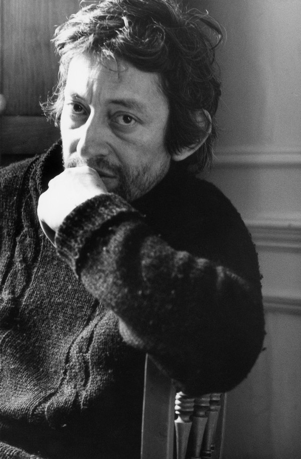 Serge Gainsbourg - Videos and Albums - VinylWorld