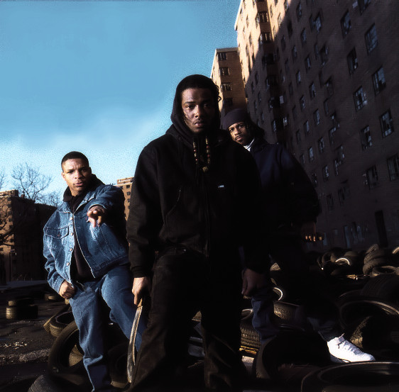 Naughty By Nature - Videos and Albums - VinylWorld