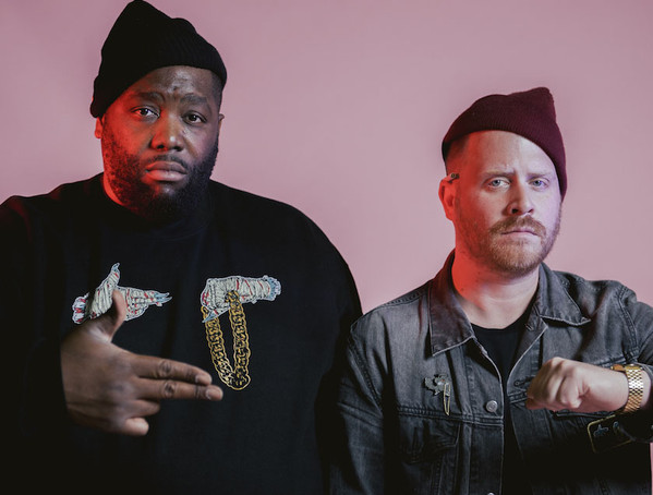Run The Jewels - Videos and Albums - VinylWorld