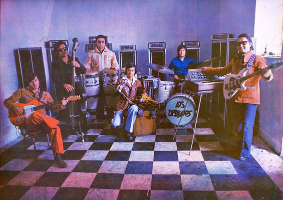 Los Destellos - Videos and Albums - VinylWorld