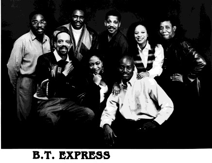 B.T. Express - Videos and Albums - VinylWorld
