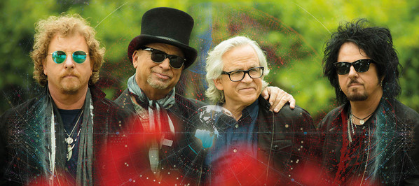 Toto - Videos and Albums - VinylWorld