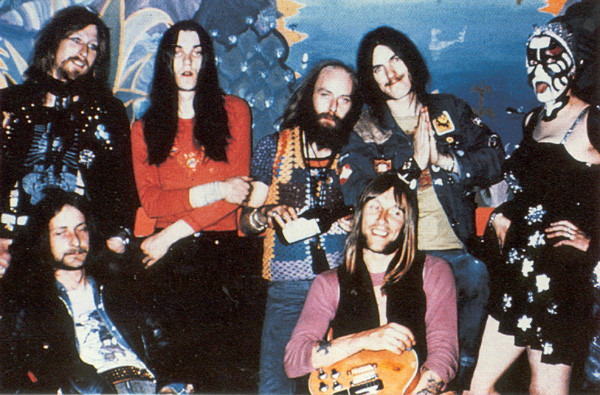 Hawkwind - Videos and Albums - VinylWorld