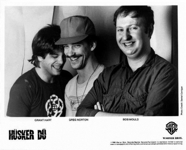 Hüsker Dü - Videos and Albums - VinylWorld
