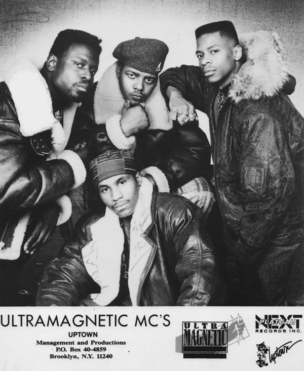 Ultramagnetic MC's - Videos and Albums - VinylWorld