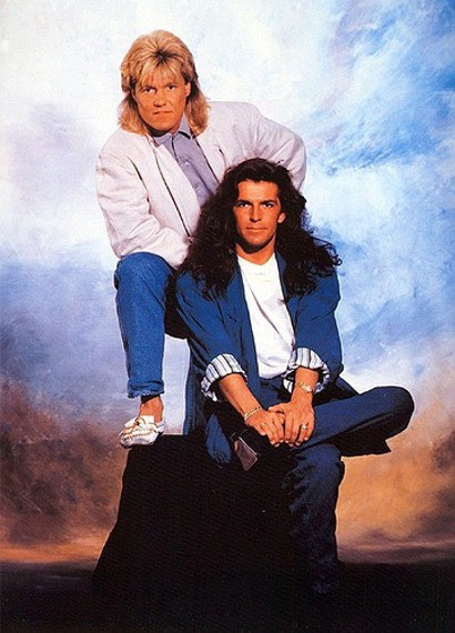 Modern Talking - Videos and Albums - VinylWorld