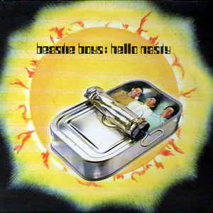Beastie Boys - Hello Nasty - Album Cover