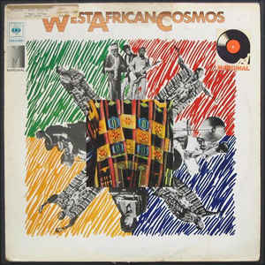 West African Cosmos - West African Cosmos Et Umbañ U Kset - Album Cover