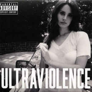 Ultraviolence - Album Cover - VinylWorld