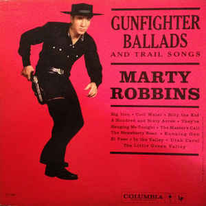 Gunfighter Ballads And Trail Songs - Album Cover - VinylWorld