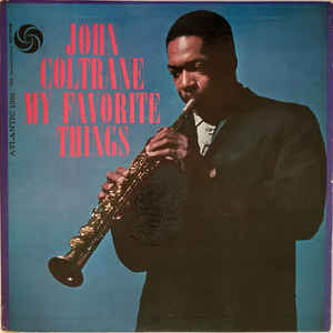 John Coltrane - My Favorite Things - Album Cover