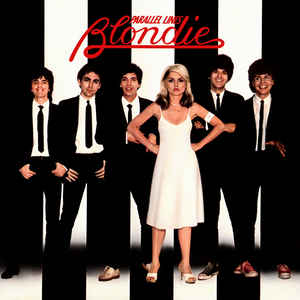 Blondie - Parallel Lines - Album Cover
