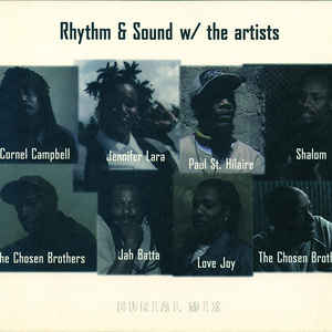 Rhythm & Sound - w/ The Artists - Album Cover