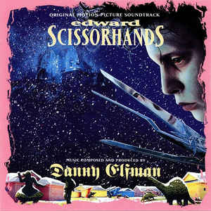 Danny Elfman - Edward Scissorhands (Original Motion Picture Soundtrack) - VinylWorld