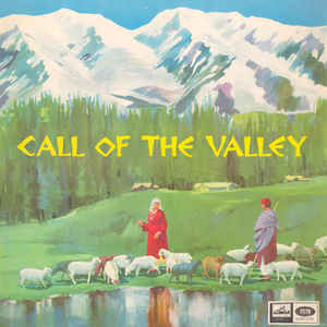 Call Of The Valley - Album Cover - VinylWorld
