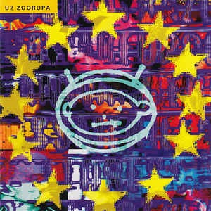 U2 - Zooropa - Album Cover