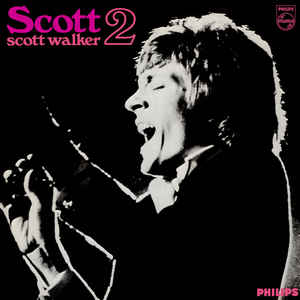 Scott Walker - Scott 2 - Album Cover