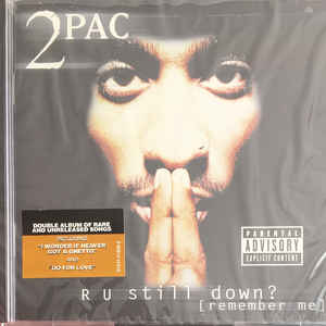 2Pac - R U Still Down? [Remember Me] - Album Cover