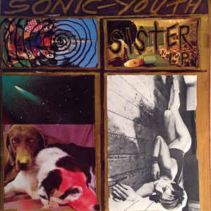 Sonic Youth - Sister - Album Cover