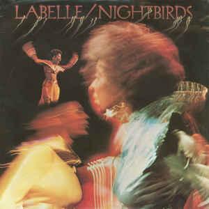 LaBelle - Nightbirds - Album Cover