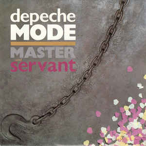 Depeche Mode - Master And Servant - Album Cover