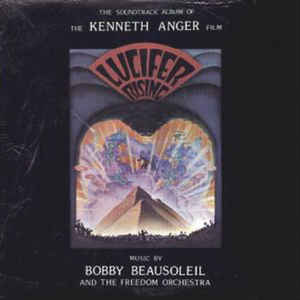 Bobby Beausoleil - Lucifer Rising - Album Cover