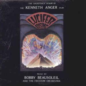 Lucifer Rising - Album Cover - VinylWorld