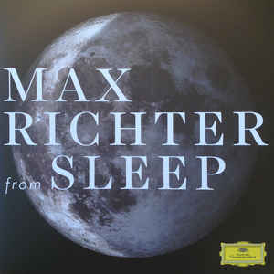 Max Richter - From Sleep - Album Cover