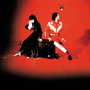 The White Stripes - Elephant - Album Cover