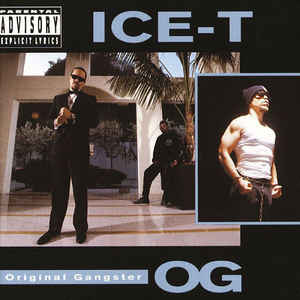 O.G. Original Gangster - Album Cover - VinylWorld