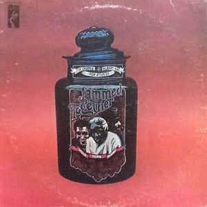Albert King - Jammed Together - Album Cover