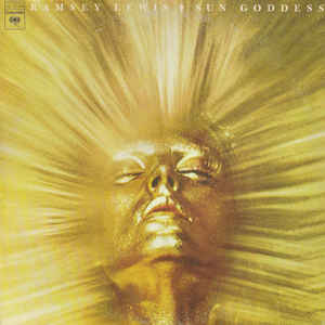 Sun Goddess - Album Cover - VinylWorld