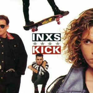 INXS - Kick - Album Cover
