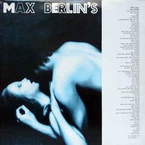Max Berlin - Elle Et Moi - VinylWorld