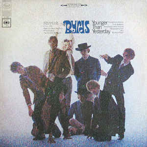 The Byrds - Younger Than Yesterday - Album Cover