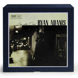 Ryan Adams - Live After Deaf - Album Cover