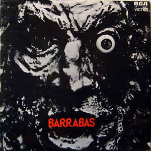 Barrabas - Barrabas - Album Cover