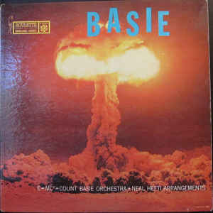 Count Basie Orchestra - Basie - Album Cover