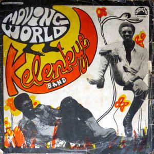 Moving World - Album Cover - VinylWorld