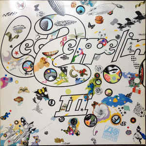 Led Zeppelin - Led Zeppelin III - Album Cover