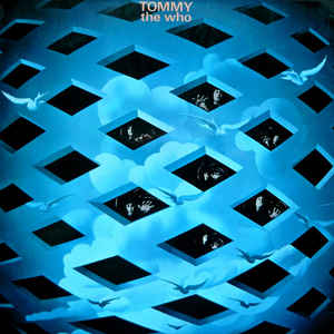 The Who - Tommy - Album Cover
