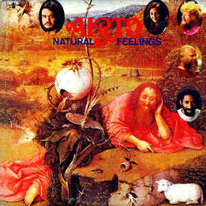 Airto Moreira - Natural Feelings - VinylWorld