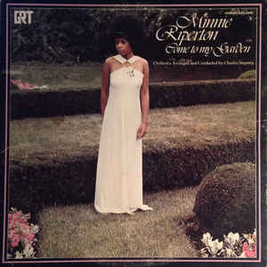 Minnie Riperton - Come To My Garden - Album Cover